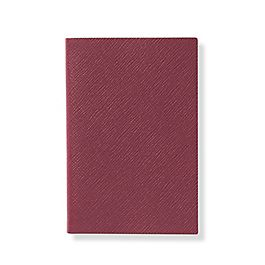 Leather Chelsea Notebook