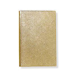 Quaderno Chelsea in pelle