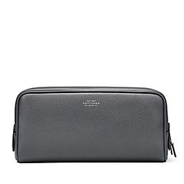 Leather Large Washbag