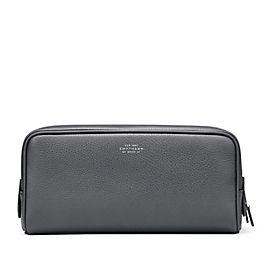 Leather Large Washbag