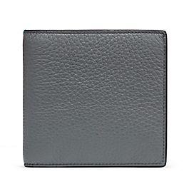 Brieftasche aus Leder mit 8 mit sechs Kartenfächern