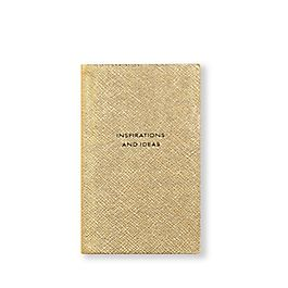 Leather Inspirations and Ideas Panama Notebook