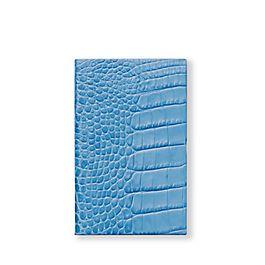 Leather Panama Notebook