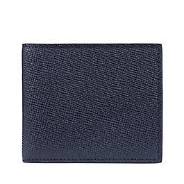 Portefeuille en cuir avec poche pour carte d'identité