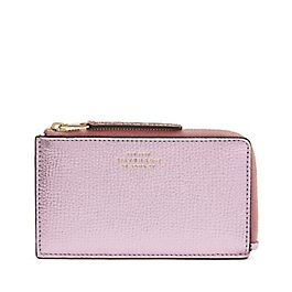 Leather Flat Coin Purse
