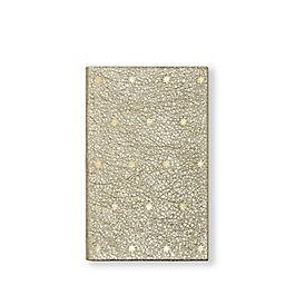 Leather Bobby Dazzler Panama Notebook