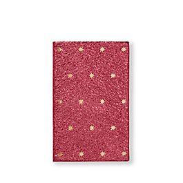 Panama Notizbücher mit festlichem Sternemotiv