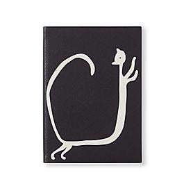 Leather Cat Soho Notebook
