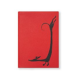 Leather Dog Soho Notebook