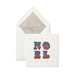 """Weihnachtskarten """"Noel"""""""