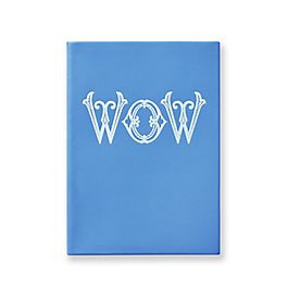 Leather Wow Soho Notebook