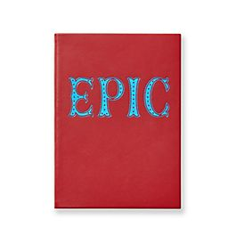 Leather Epic Soho Notebook