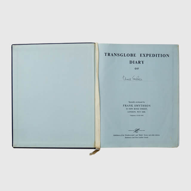 The Smythson Journal