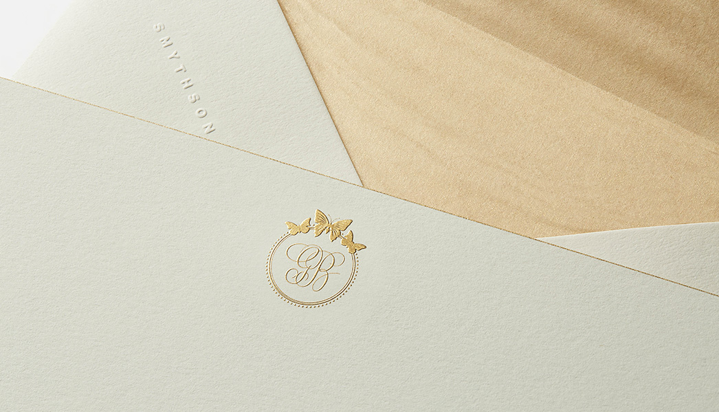 Bespoke stationery whether youre looking to design your very own hand engraved business cards or uniquely personalised wedding invitations with gilt edge colourmoves