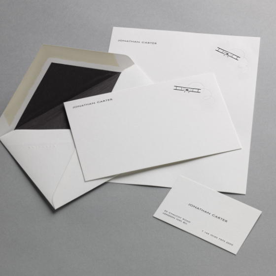 Online personalised stationery social business cards reheart Choice Image