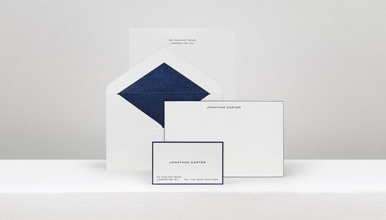 Personalised Stationery Gallery